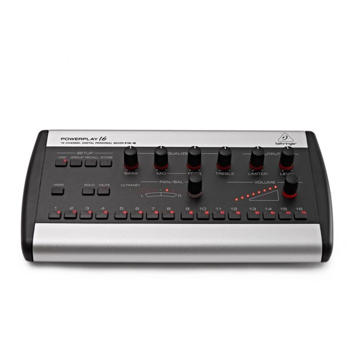 Behringer POWERPLAY P16-M front