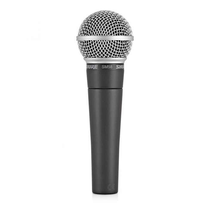 Shure SM58 Front View