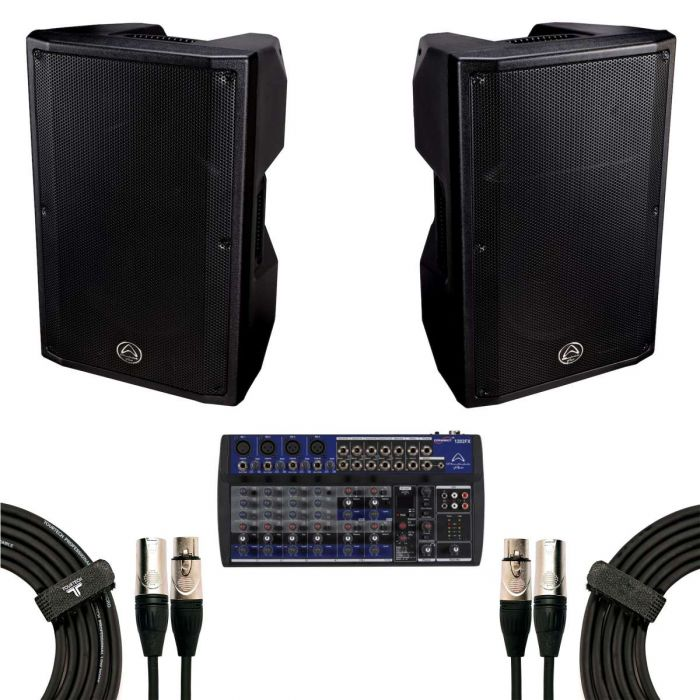 Wharfedale Pro PSX 15in PA Package