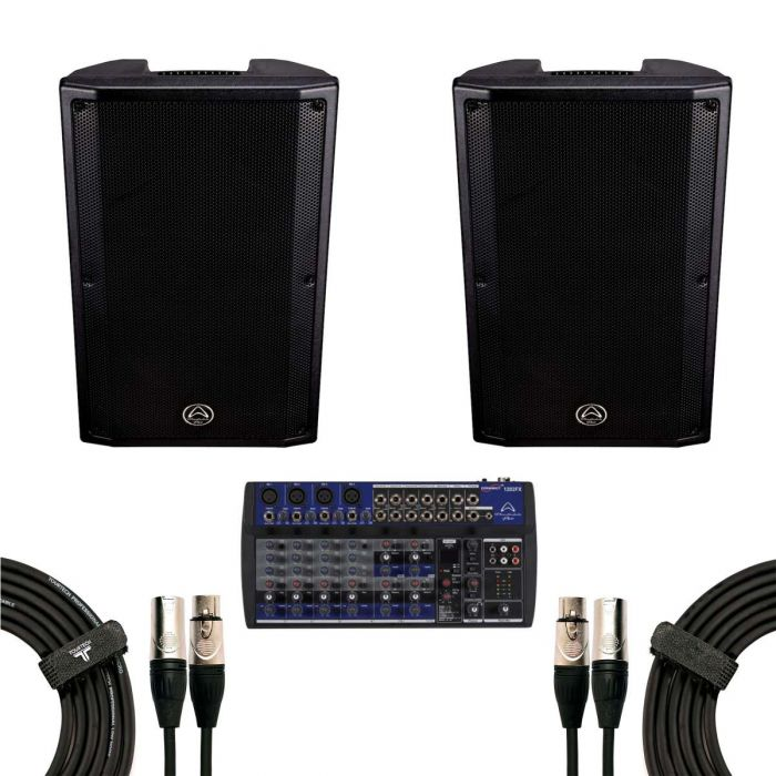 Wharfedale Pro PSX 12in PA Package