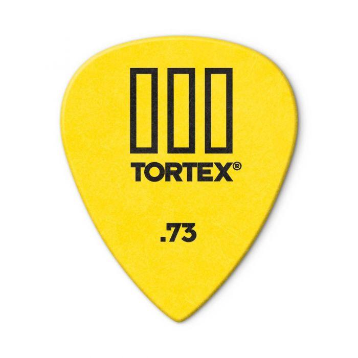 Main view of the Dunlop Tortex III .73mm
