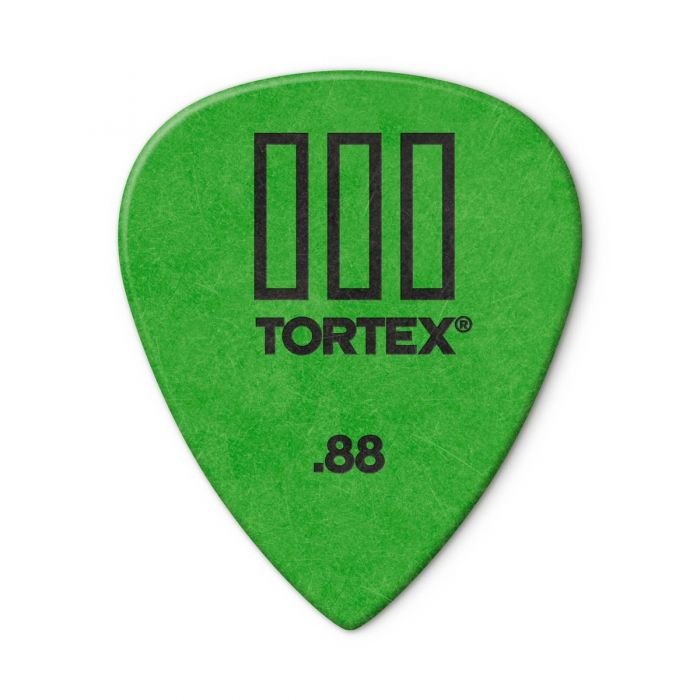 Main view of the Dunlop Tortex III .88mm