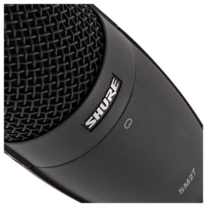 Shure SM27-LC Large Diaphragm Condenser Microphone Detailed View