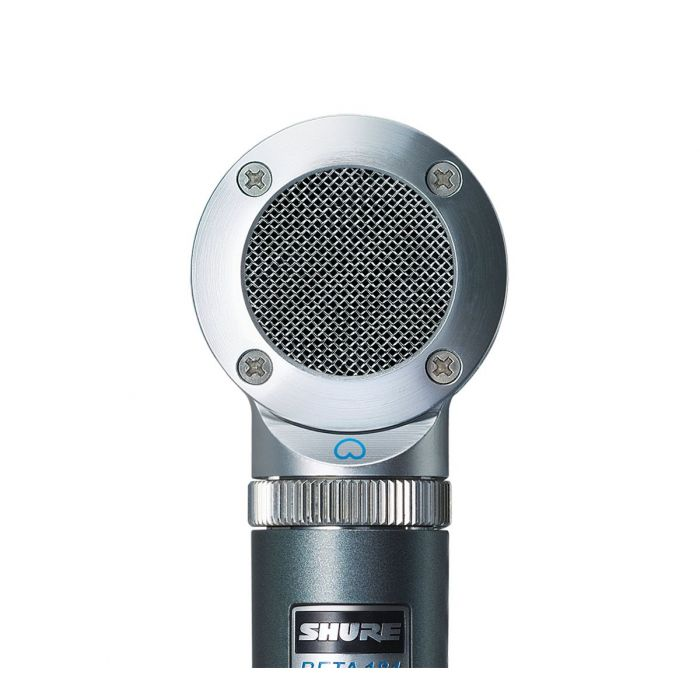 Shure BETA 181/C Condenser Microphone Cardioid Capsule Detailed Front View