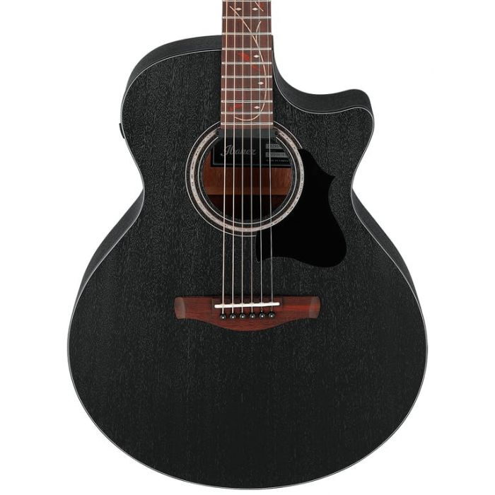 Ibanez AE295-WK Electro Acoustic Front Zoom