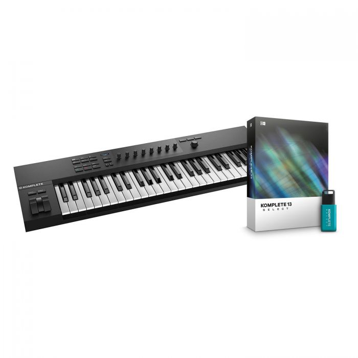 Native Instruments Komplete Kontrol A61 with Komplete 13 Select