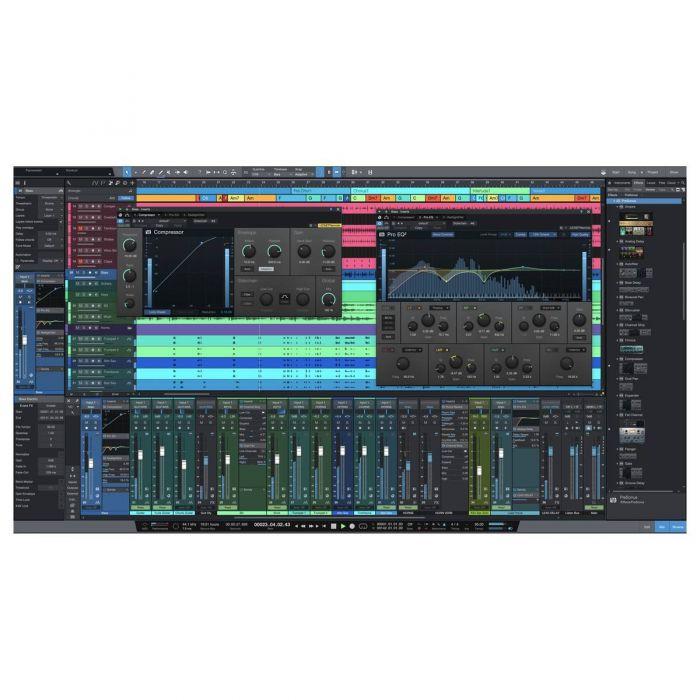 Studio One 5 main