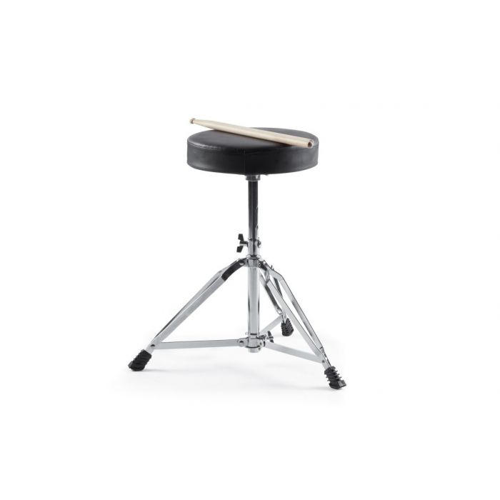 Drum Throne and Sticks Included