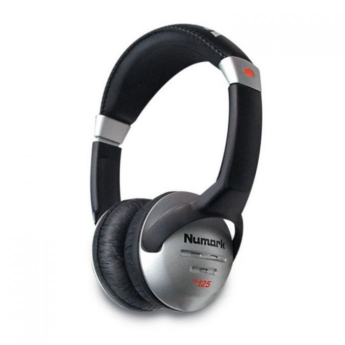 View of the headphones from a Yamaha P-45 Digital Piano Keyboard Starter Pack