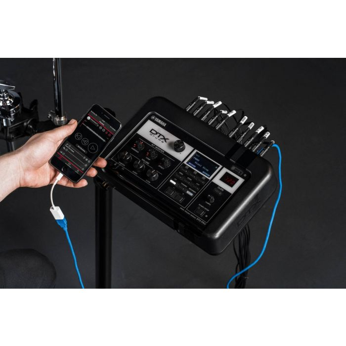 DTX-PRO Drum Trigger Module with Rec n Share App