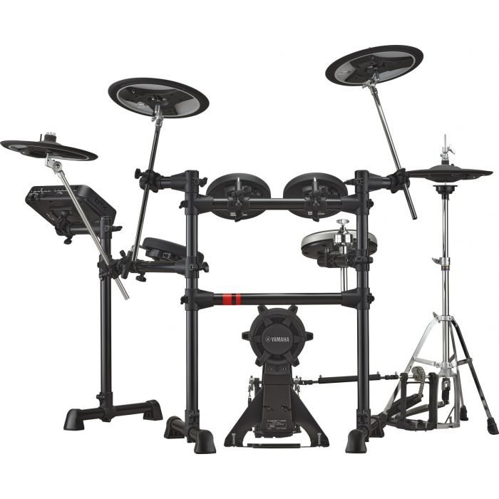 Front View of Yamaha DTX6K3-X Electronic Drum Kit