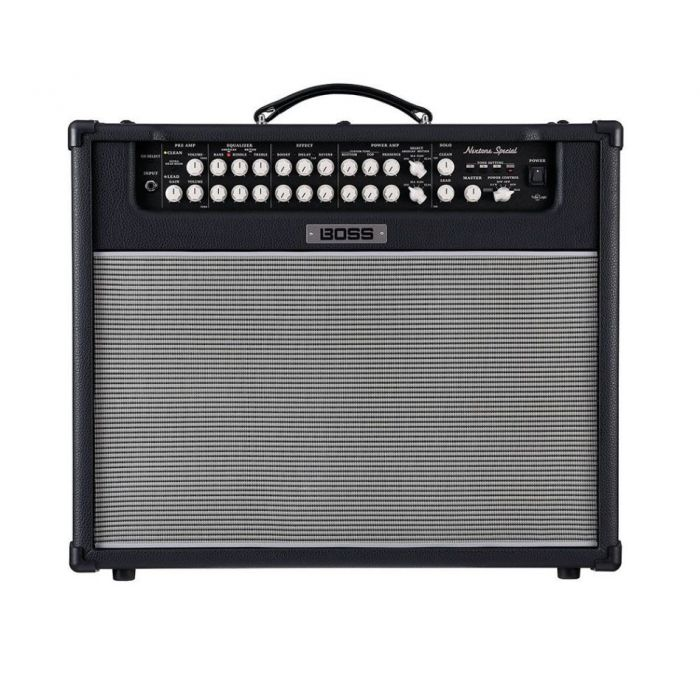 Full frontal view of a Boss Nextone Special Guitar Amplifier