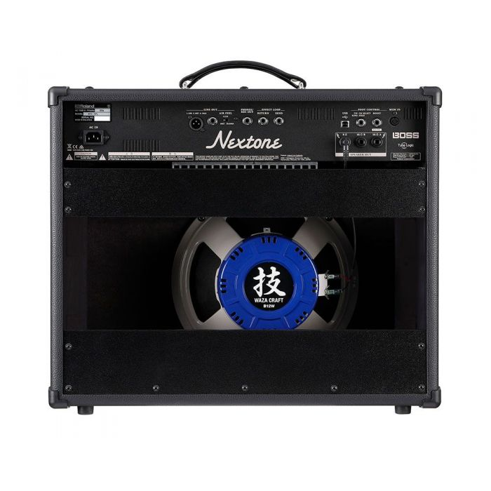 Full rear view of a Boss Nextone Special Guitar Amplifier