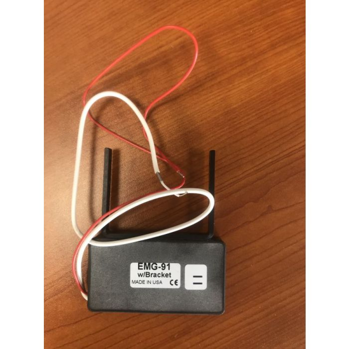 B-Stock EMG 91 Humbucker Pickup with Bracket and Wires