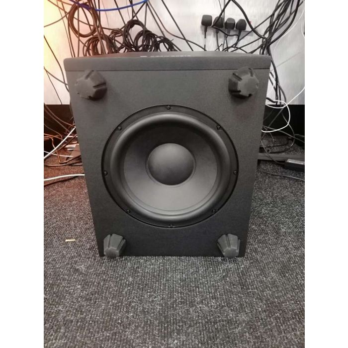 Underside of B-Stock Adam Audio T10S Active Subwoofer