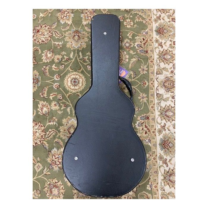 Back of Pre-Loved Babicz Acoustic Guitar Case