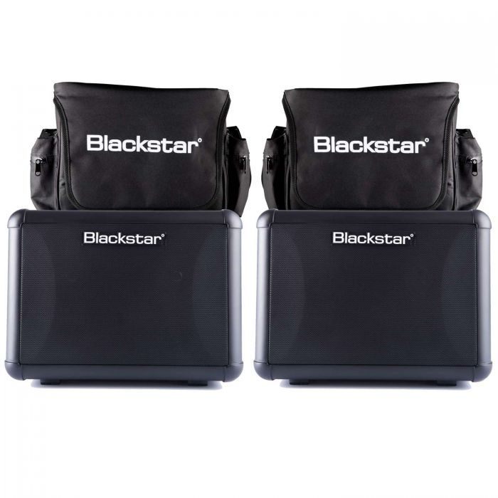 Blackstar Super Fly Bluetooth Amp and Cabinet Pack