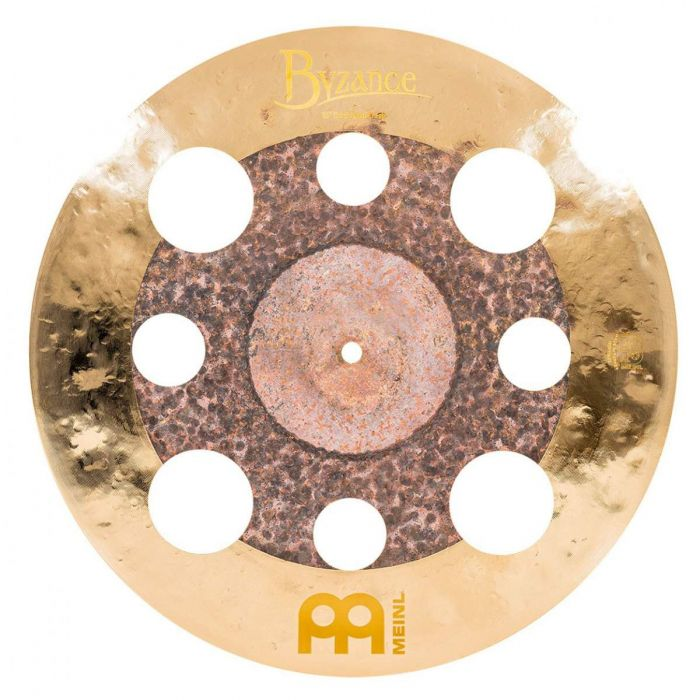 View of the 16 Inch Crash in the Meinl Byzance Dual Complete Cymbal Set