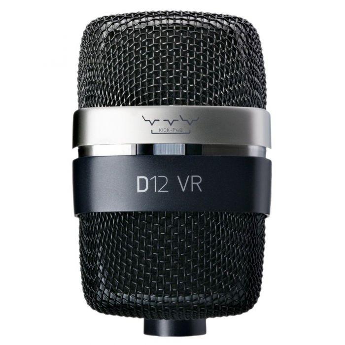 AKG D12 VR Large Diaphragm Microphone face