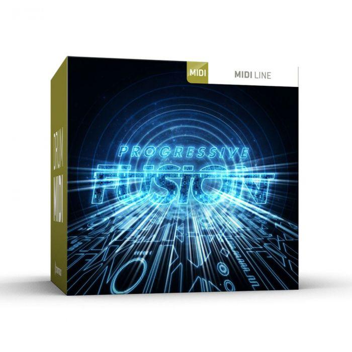 Toontrack Progressive Fusion Drum MIDI Pack
