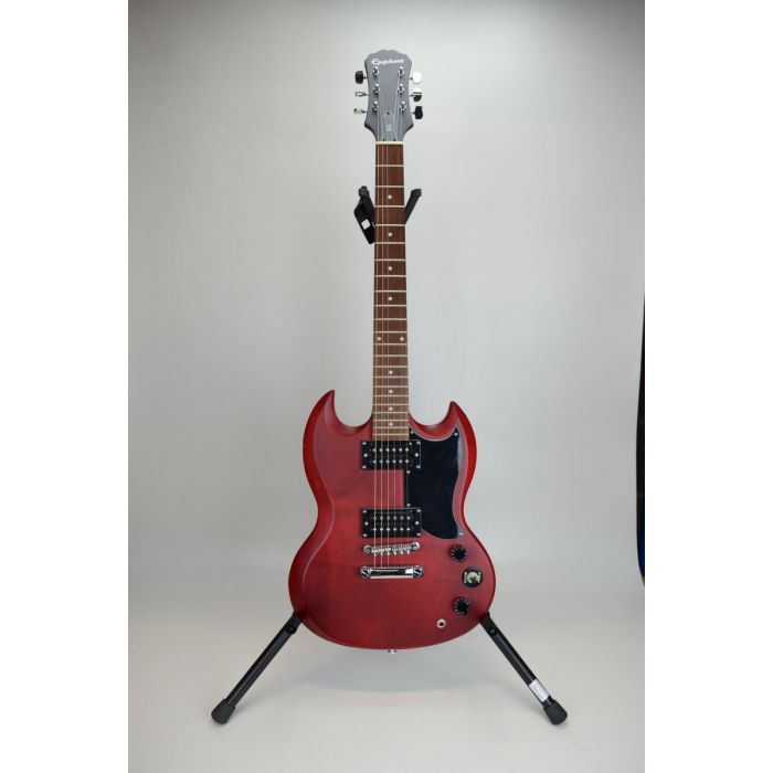 B-Stock Epiphone SG-Special VE Electric Guitar Vintage Worn Cherry