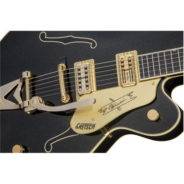 Gretsch G6120T-SW Steve Wariner Signature Nashville Gentleman Body Detail