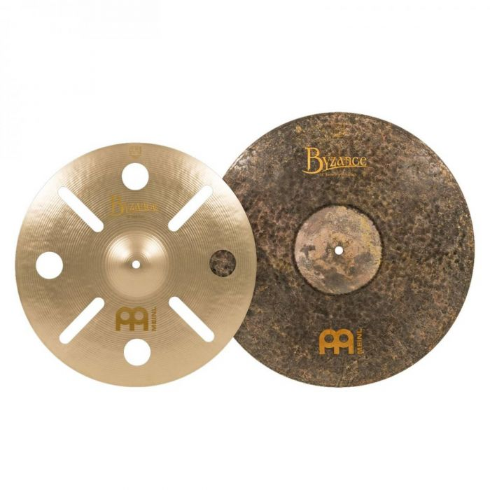 Cymbal Overview of the Meinl Byzance Assorted Crash Cymbal Set