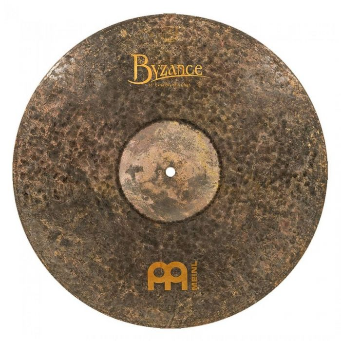 The 18 Inch Thin Crash in the Meinl Byzance Assorted Crash Cymbal Set