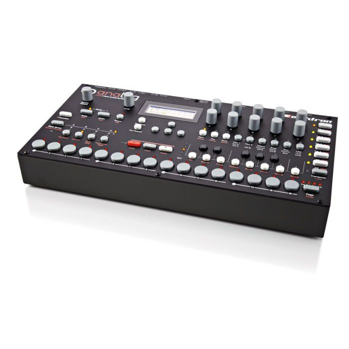 Overview of the Elektron Analog Four 4 Part Synthesiser MK1