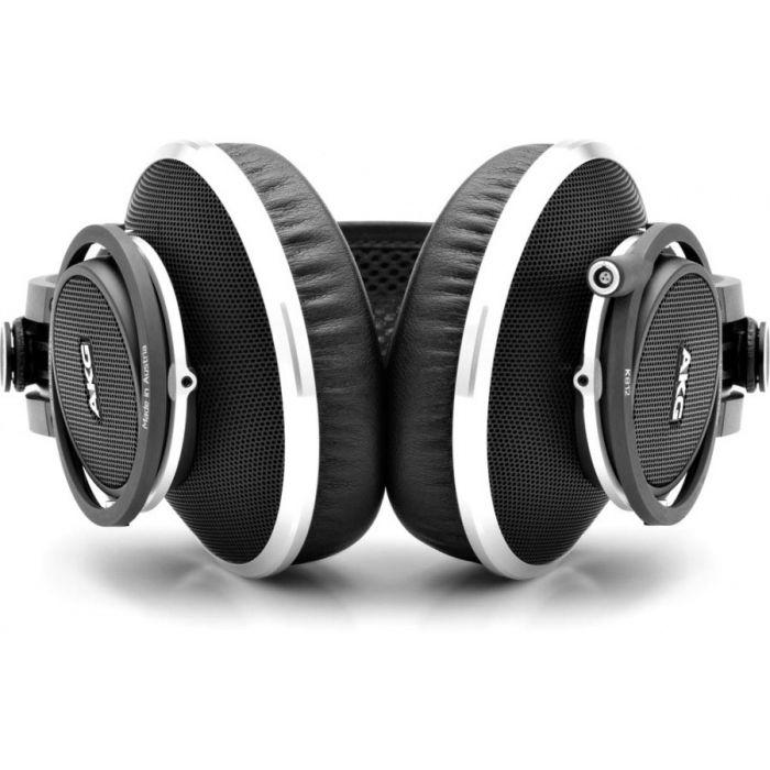 AKG K821 Superior Open Back Headphones Bottom