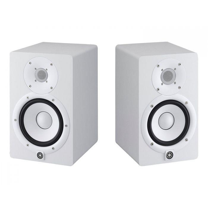 Yamaha HS7 Studio Monitor Pair White