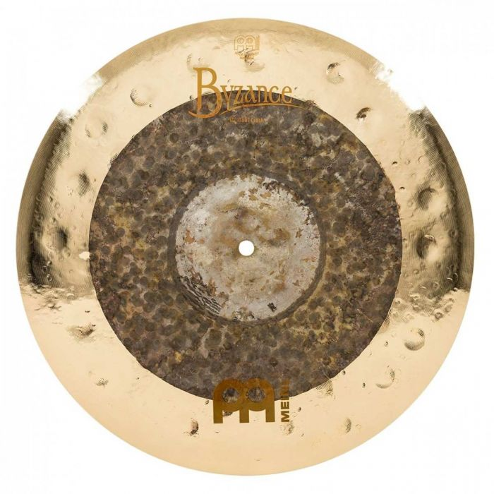 View of the 16 inch crash in the Meinl Byzance Dual Cymbal Set