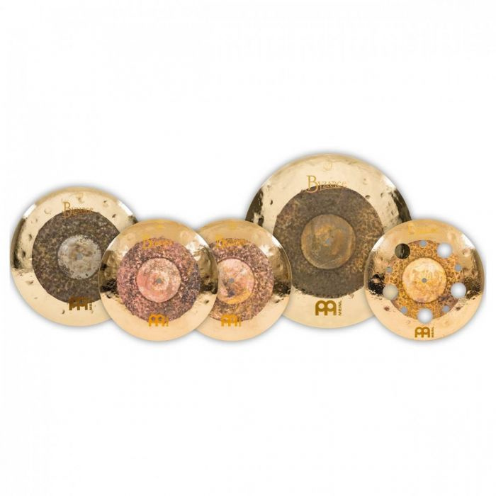 Cymbal Overview of the Meinl Byzance Dual Cymbal Set