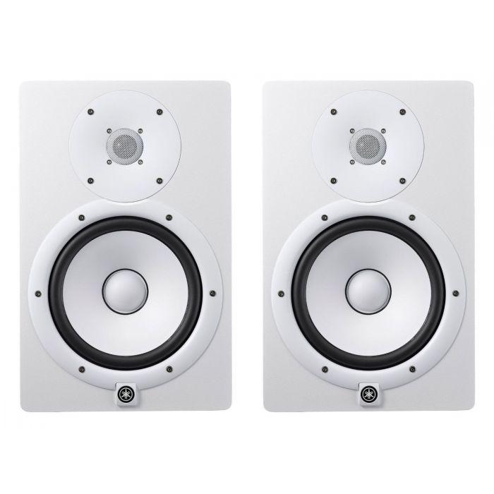 Yamaha HS8 Studio Monitor Pair White