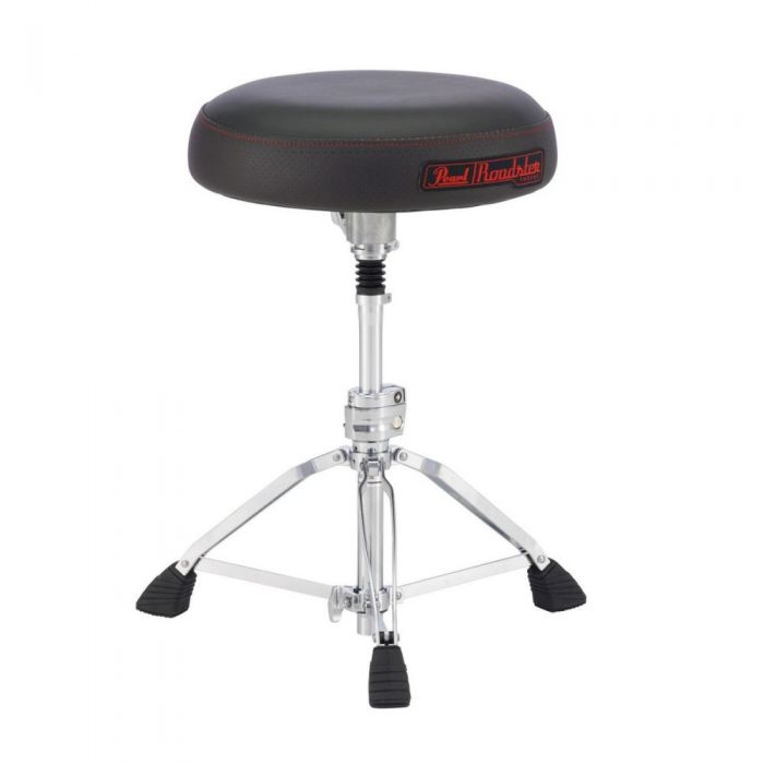 Pearl Roadster D-1500SP Shock Absorber Drum Throne seen from the front