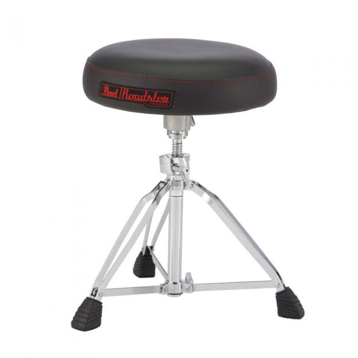 Pearl Roadster D-1500 Drum Throne seen from the front