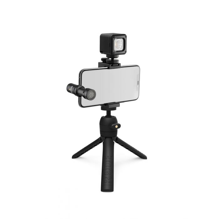 Overview of the Rode Vlogger Kit iOS Edition