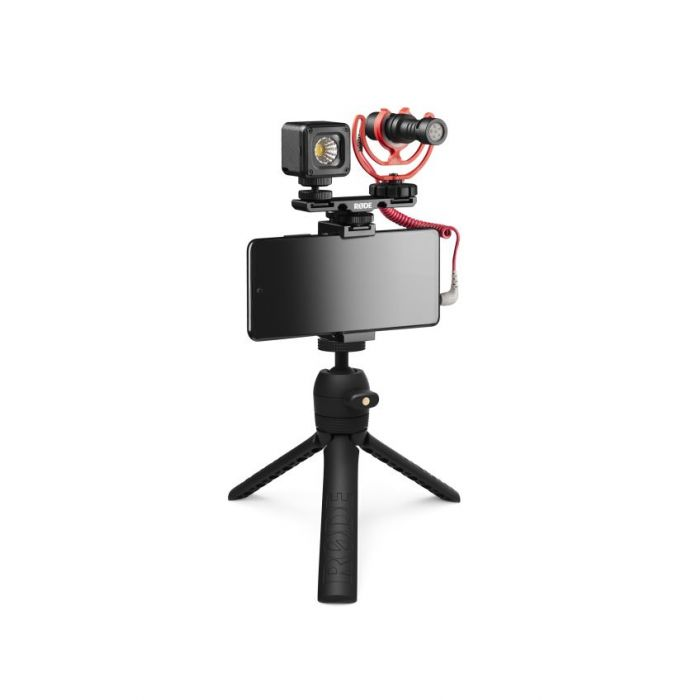Overview of the Rode Vlogger Kit Universal Edition
