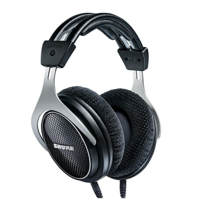 Shure SRH1540-BK Headphones Front Side View