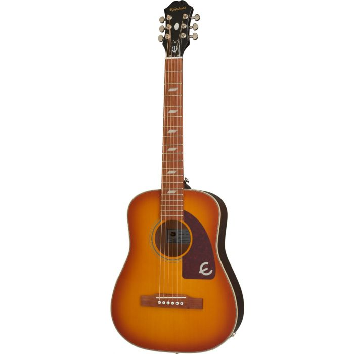 Epiphone Lil Tex Travel Electro-Acoustic Front