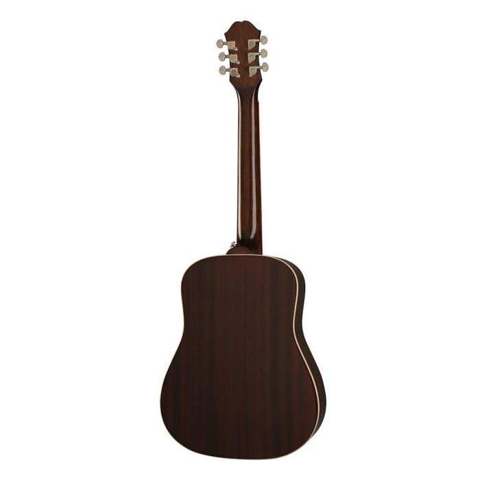 Epiphone Lil Tex Travel Electro-Acoustic Back