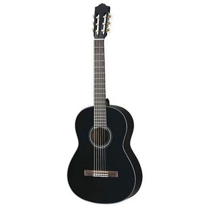 Overview of the Yamaha C40 II Classical Guitar Black