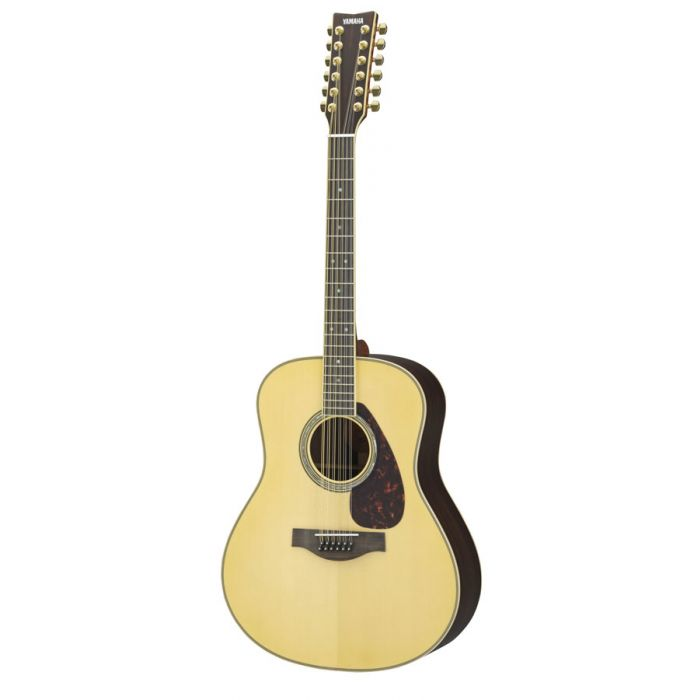 Overview of the Yamaha LL16-12 ARE 12 String Electro Acoustic Guitar