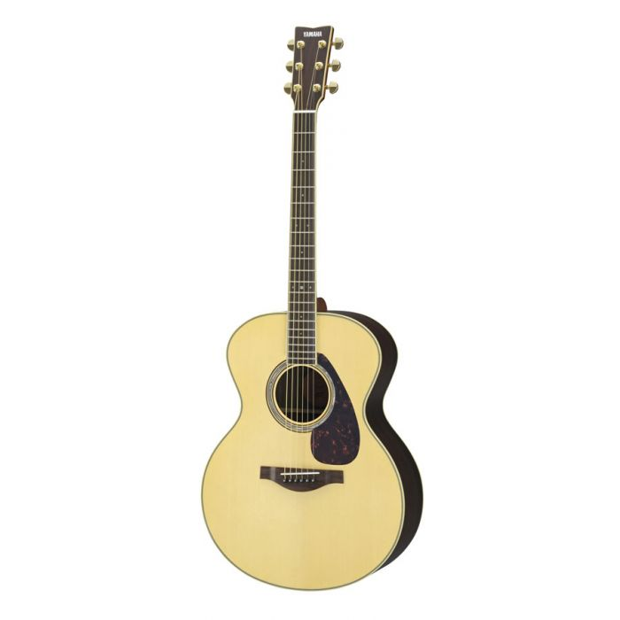 Overview of the Yamaha LJ6 ARE Electro Acoustic Natural