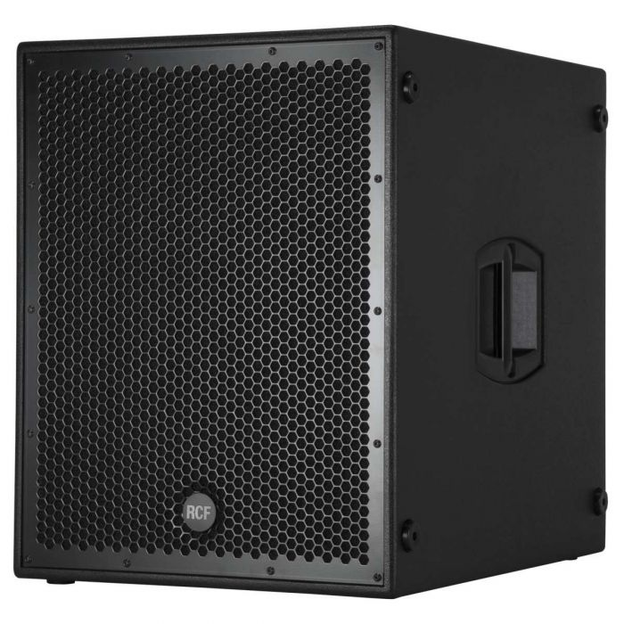 RCF SUB 8004-AS Active High Power Subwoofer Angle