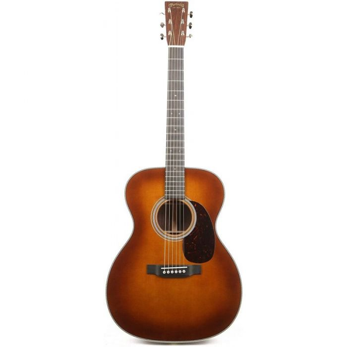 Martin 000-28 Acoustic Guitar Re-Imagined Ambertone  Front