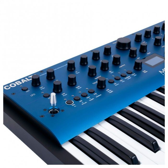 Modal Cobalt 8 Virtual-Analogue Synthesizer Keys Zoom