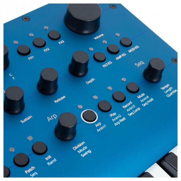Modal Cobalt 8 Virtual-Analogue Synthesizer Knobs Zoom