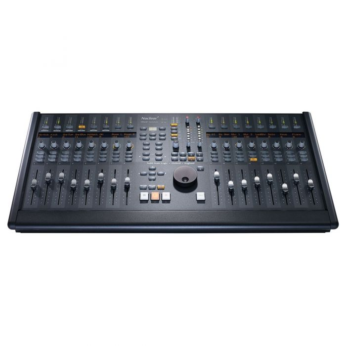 Solid State Logic Nucleus 2 Dark Front