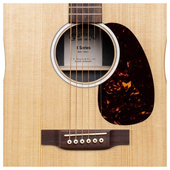 Martin D-X2E Koa Electro Acoustic Guitar Zoom